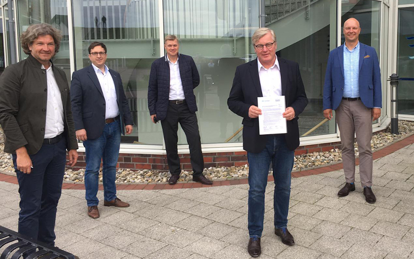 Althusmann erhält Positionspapier