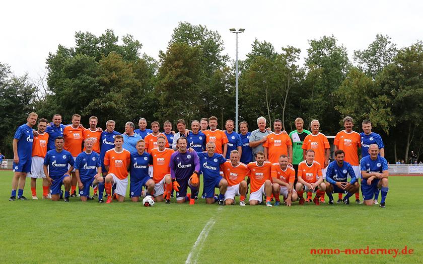 Schalke 04 Freundschaftsspiel