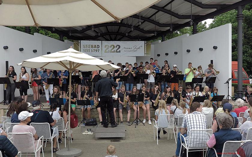 Sommerkonzert der KGS 2019