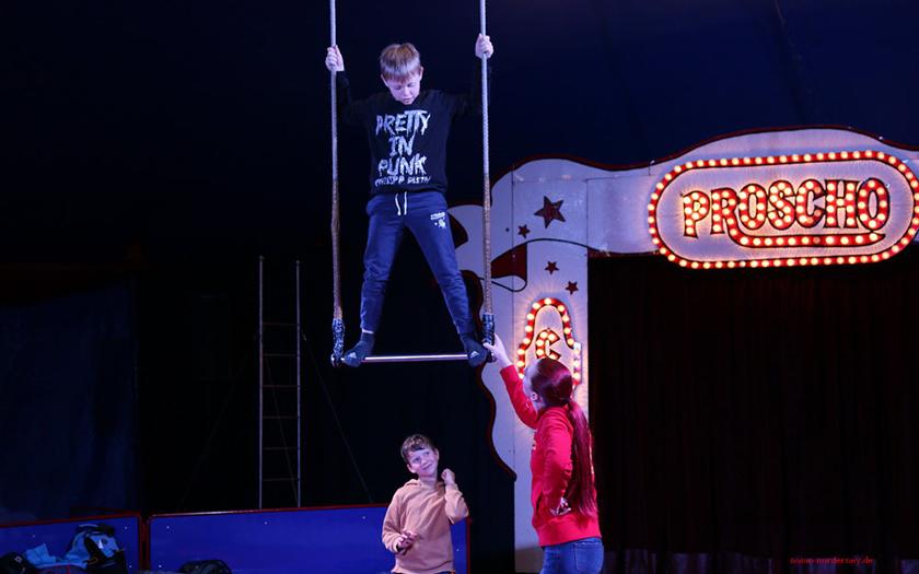 Zirkusprojekt Norderney 2019