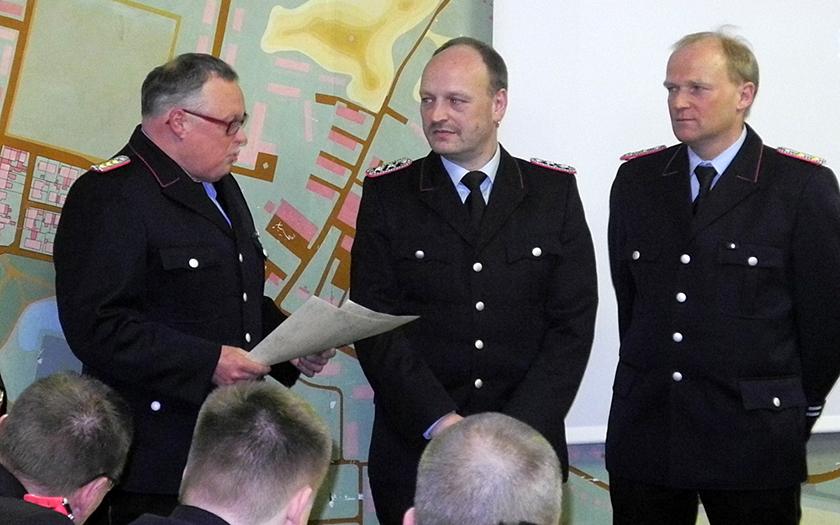 Jahreshauptversammlung der Freiwilligen Feuerwehr Norderney