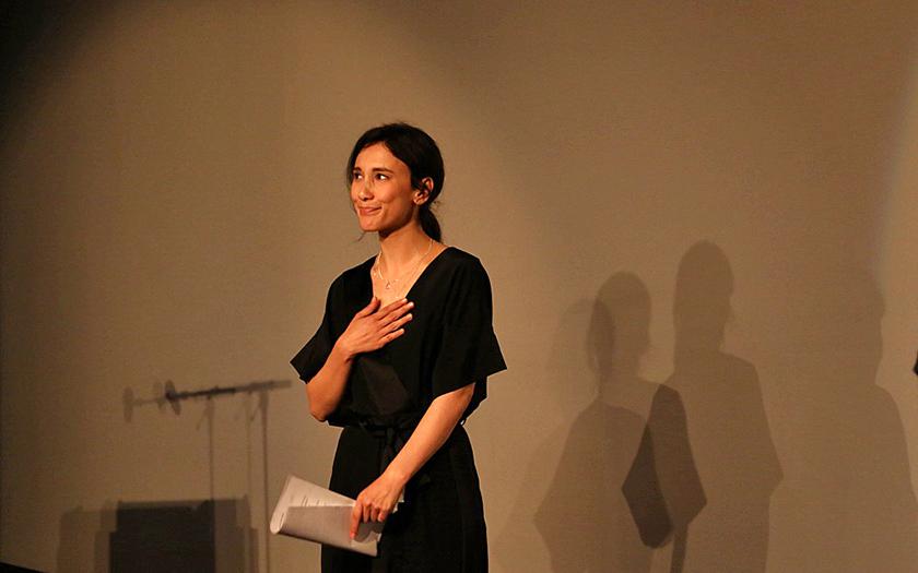Sibel Kekilli erhält Integrationspreis auf dem Filmfest Emden Norderney