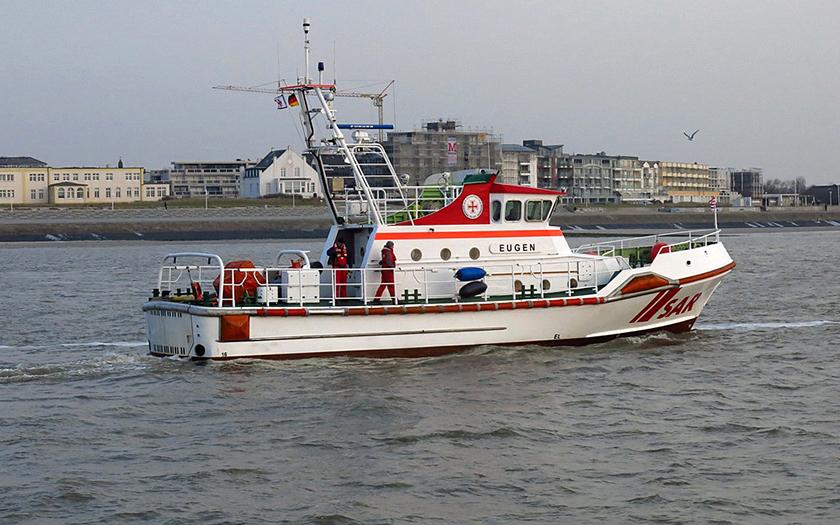 Seenotrettungskreuzer Eugen