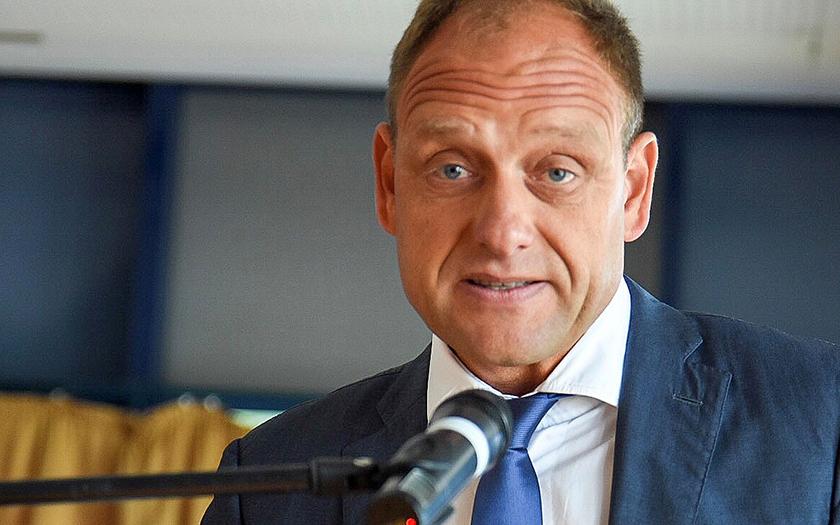 Reederei-Vorstand Carl-Ulfert Stegmann