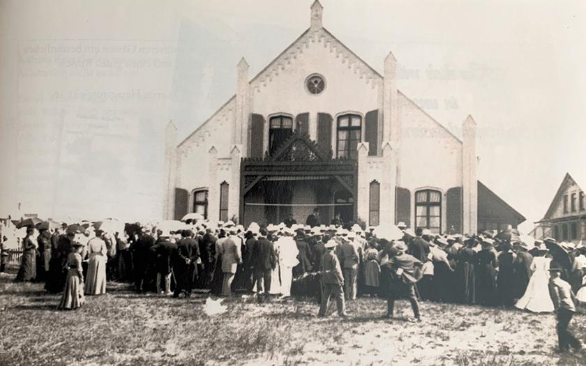 Die ehemalige Villa Fresena war die Sommerresidenz von Reichskanzler Bülow