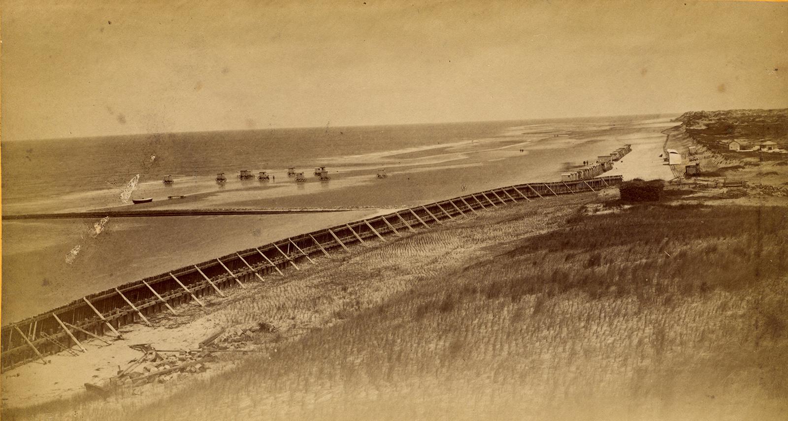 1878 - Blick von der Georgshöhe