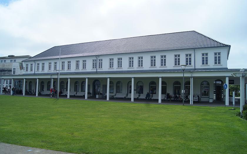 Rathaus am Kurplatz