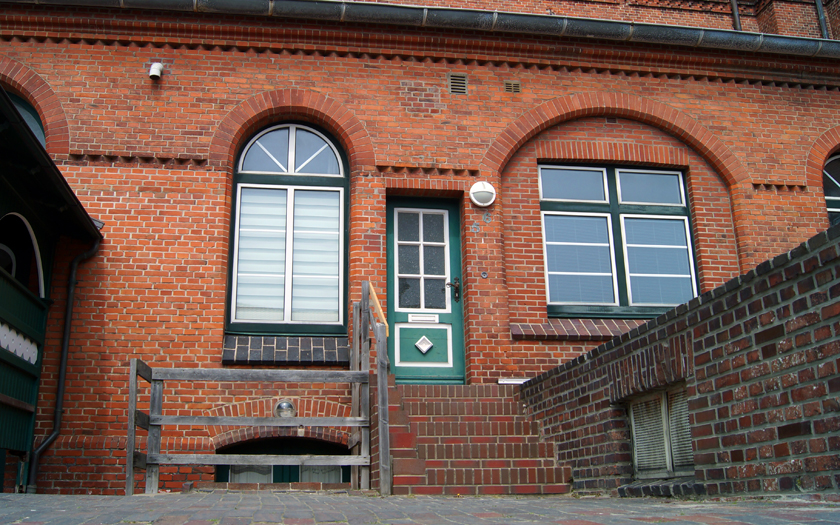 Grundschule Hausmeistereingang