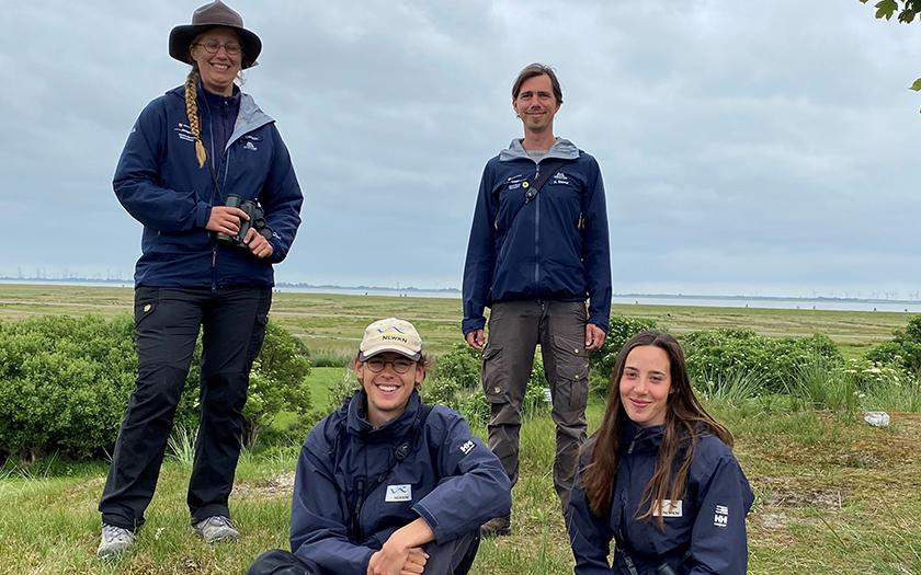 Die Norderneyer Ranger und Bundesfreiwilligen laden in die Natur ein