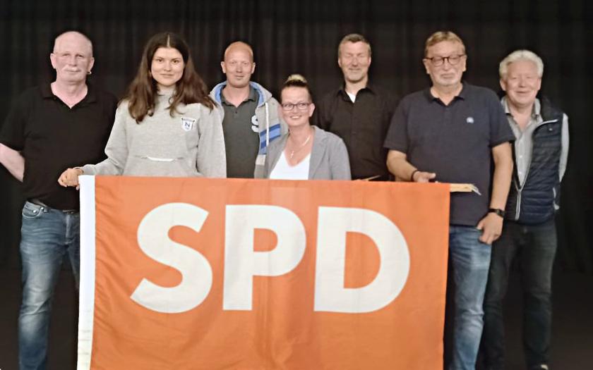 Die Kandidaten der SPD