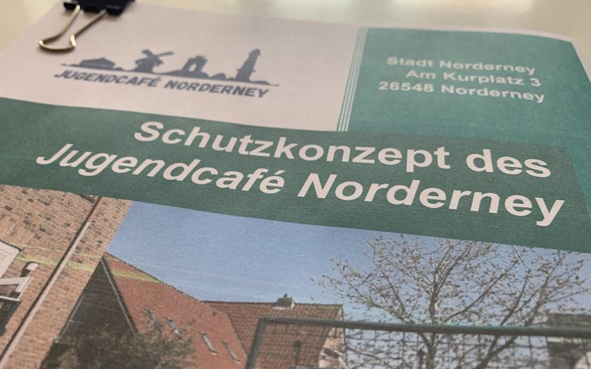 Schutzkonzept des Jugendcafé Norderney